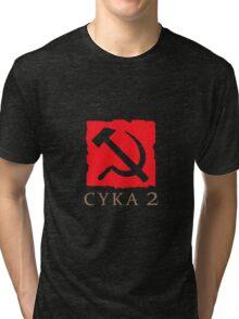 Dota Cyka 2 Tri-blend T-Shirt