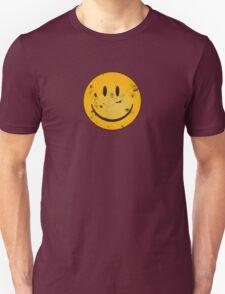 Acid Smiley Grunge Unisex T-Shirt