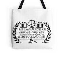 The Law Offices of Bros Tote Bag