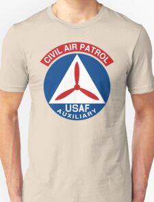 Civil Air Patrol Emblem Unisex T-Shirt