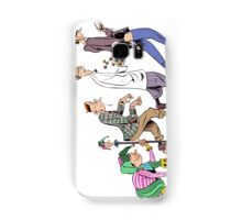 NERD EVOLUSION Samsung Galaxy Case/Skin