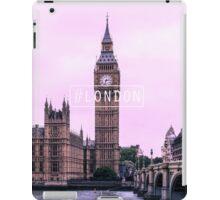 #LONDON iPad Case/Skin