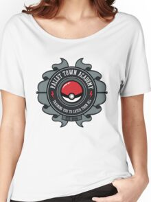 Pokemon Accademy Women's Relaxed Fit T-Shirt
