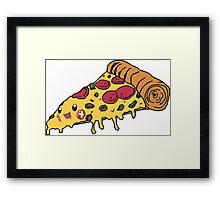 Yummy Pokemon Framed Print