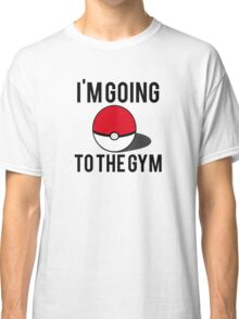 Pokemon Going to the Gym Classic T-Shirt