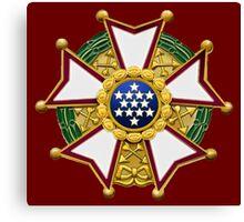 Legion Of Merit Canvas Print