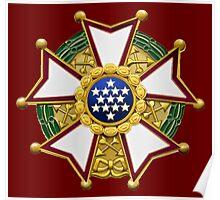 Legion Of Merit Poster