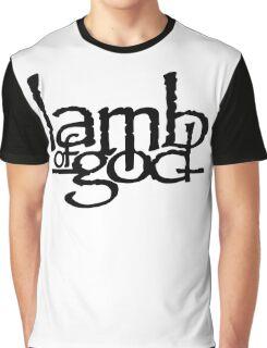 METAL-LAMB OF GOD Graphic T-Shirt