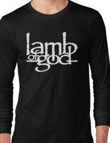 METAL-LAMB OF GOD Long Sleeve T-Shirt