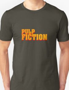 Pulp fiction title T-Shirt