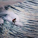 Just One More Wave by wallarooimages