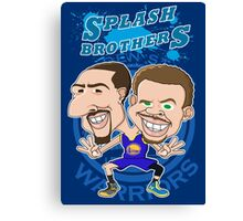 SPLASH BROTHERS Canvas Print