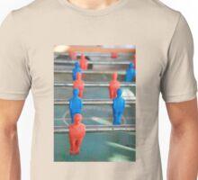 Old Table Football Unisex T-Shirt