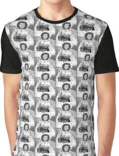 The Black Dahlia, Elizabeth Short Graphic T-Shirt