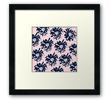 Abstract pattern 30 Framed Print