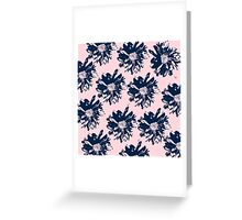 Abstract pattern 30 Greeting Card