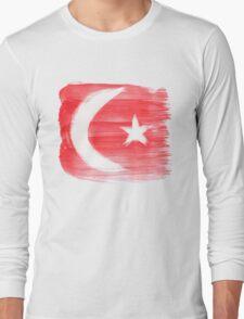 Turkey Flag Istanbul Turk Long Sleeve T-Shirt