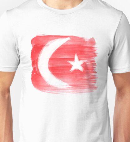 Turkey Flag Istanbul Turk Unisex T-Shirt
