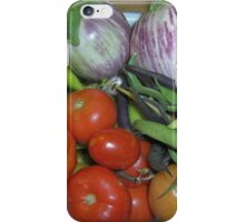 Summer's Bounty equals Autumn's Harvest iPhone Case/Skin
