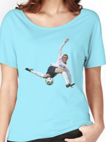 Peter Crouch Can Do Anything Women's Relaxed Fit T-Shirt