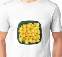 Yellow Tomatoes in Sunlight Unisex T-Shirt