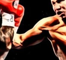 FAN ART - Gennady Golovkin Boxing Sticker