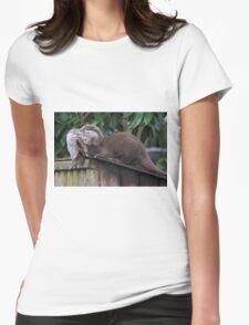 A Good Joke Womens Fitted T-Shirt