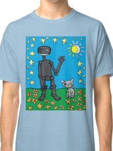 iphoneman and his icat. Classic T-Shirt