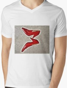 Another red shoes Mens V-Neck T-Shirt