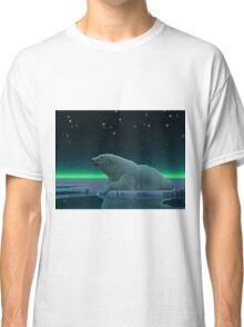 Ice Edge Polar Bear Classic T-Shirt