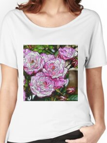 Rose20151001 Women's Relaxed Fit T-Shirt