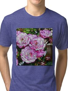 Rose20151001 Tri-blend T-Shirt