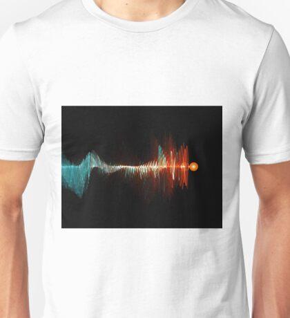 Particle-WaveDuality Unisex T-Shirt