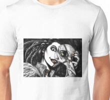 Feathers and Bone Unisex T-Shirt