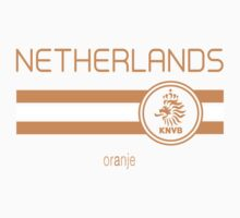 Football - Netherlands (Away White) by madeofthoughts