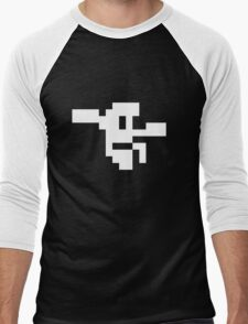 Downwell Men's Baseball ¾ T-Shirt
