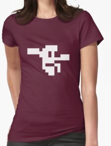 Downwell Womens Fitted T-Shirt