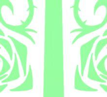 Spades of Rose Sticker