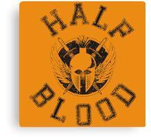 Half Blood Canvas Print