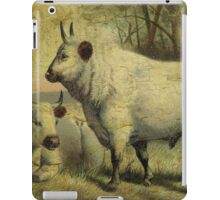 The Cows Came Home iPad Case/Skin