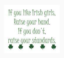 If You Like Irish Girls Kids Tee