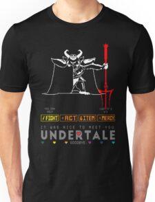 Asgore Dreemurr - Undertale Unisex T-Shirt