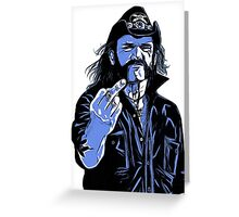 lemmy Greeting Card