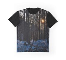 """Downwards"" Graphic T-Shirt"