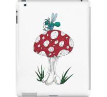 Insect Etiquette iPad Case/Skin