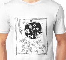 MEW Madness Is Here Unisex T-Shirt