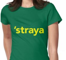 straya Womens Fitted T-Shirt