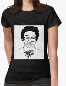 Toro Y Moi Love Womens Fitted T-Shirt