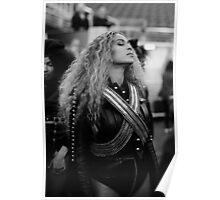 Beyoncé - SuperBowl 2016 Poster