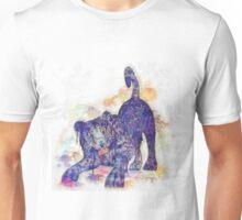 Panther Splash Unisex T-Shirt
